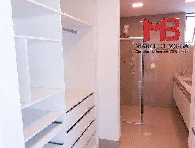 Vendo Apartamento 5 Quartos 178m2 (2 suítes) Ed João Pedro, M Nassau Caruaru - Foto 15
