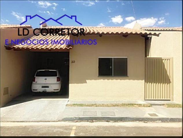 Casa de 2 Quartos em condomínio fechado completo em armários e espaço gourmet pronto - Foto 5