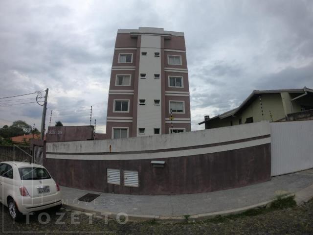 Apartamento para Venda em Ponta Grossa, Orfãs, 3 dormitórios, 1 suíte, 1 banheiro, 1 vaga - Foto 2