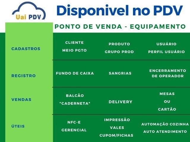PDV Completo para vendas (com ou sem emissão de NFC-E) - Foto 6
