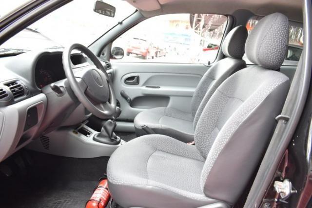 Renault clio hatch 2011 1.0 campus 16v flex 2p manual - Foto 8