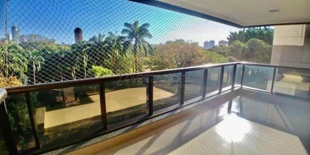 Apartamento à venda com 4 dormitórios em Setor oeste, Goiânia cod:10AP1396