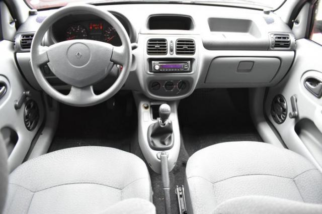 Renault clio hatch 2011 1.0 campus 16v flex 2p manual - Foto 7