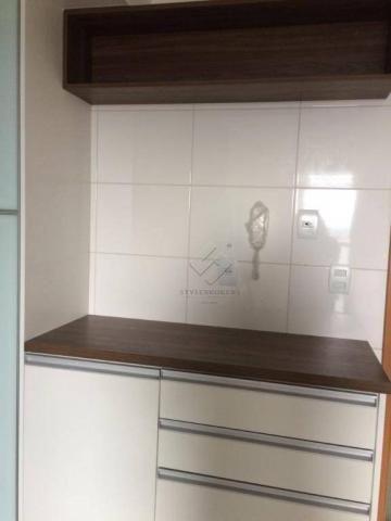 Apartamento com 3 dormitórios para alugar, 143 m² por R$ 4.200,00/mês - Jardim Aclimação - - Foto 14