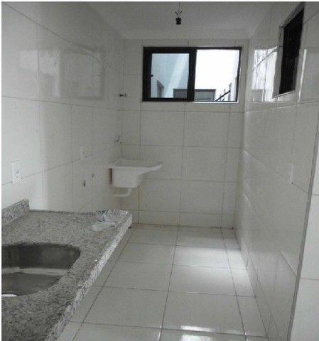 Alugo Apartamento 03 Quartos e Lazer Com Piscina no Bairro Maraponga - Foto 2