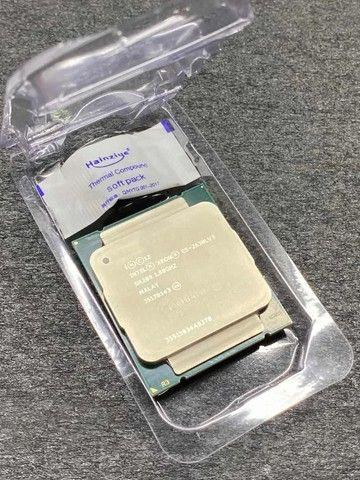 Processador Intel Xeon E5 2630l V3 X99 8/16 2.9ghz Lga2011-3 - Foto 2