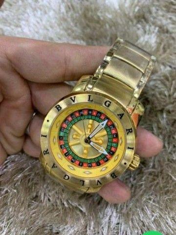 Relógio Bvulgari Cassino - Foto 2