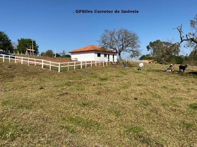Chácara 10.000 m2 Casa Nova 3 dorm. suite Escritura Ref. 421 Silva Corretor - Foto 12