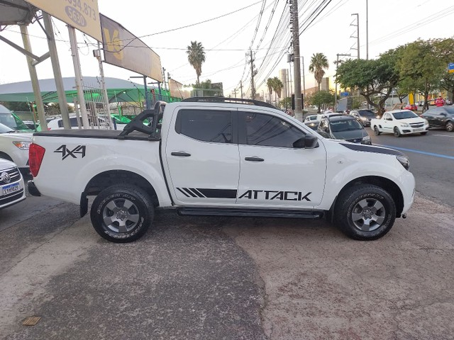 Frontier  Attack 2.3 BI-Turbo Diesel, Nova 16 mil KM, Automática, Impecável! - Foto 5