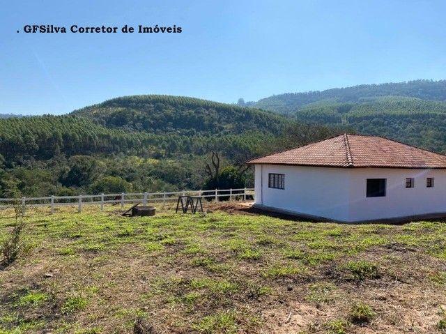 Chácara 10.000 m2 Casa Nova 3 dorm. suite Escritura Ref. 421 Silva Corretor - Foto 10