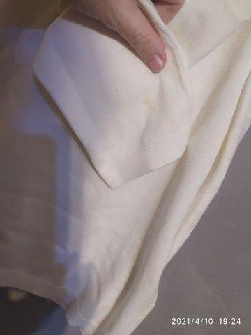 Suéter Tommy Hilfeger G mas veste M também mais soltinho ($150 retirando) - Foto 3