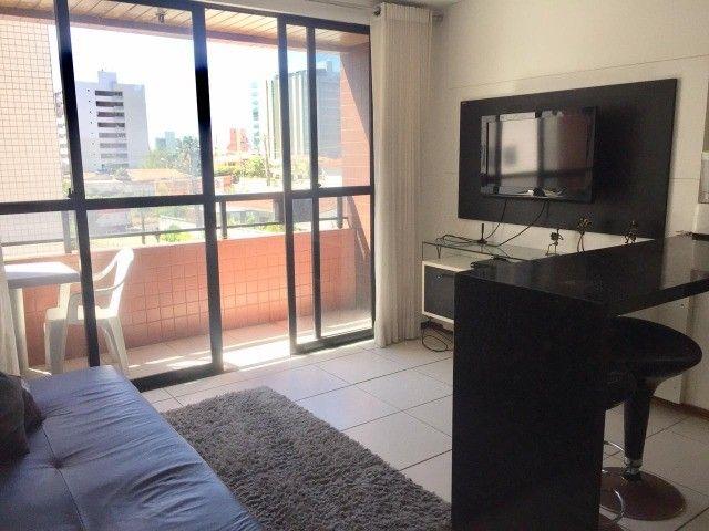 Apartamento para locação no Cabo Branco, mobiliado