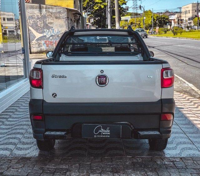 Fiat Strada Working CS 1.4 Flex 2015 IPVA 2021 PAGO!!! - Foto 9