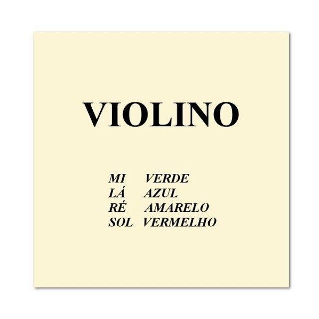 Cordas para violino