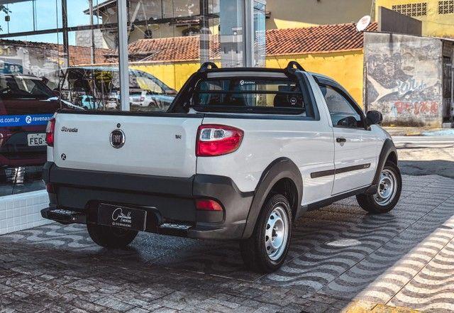 Fiat Strada Working CS 1.4 Flex 2015 IPVA 2021 PAGO!!! - Foto 11
