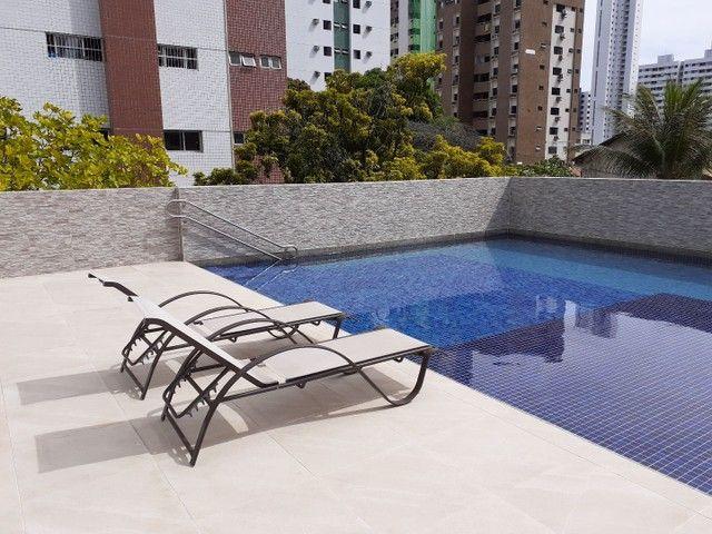 Apartamento de 1 Quarto  Mobiliado na Av. Beira  Rio no Bairro da Torre  - Foto 4