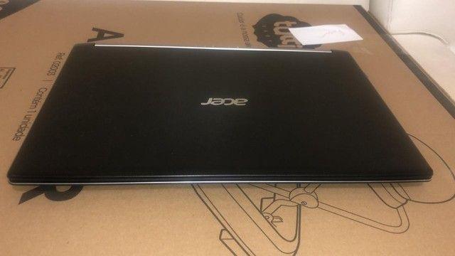 Notebook Acer i5 semi novo 7 geracao