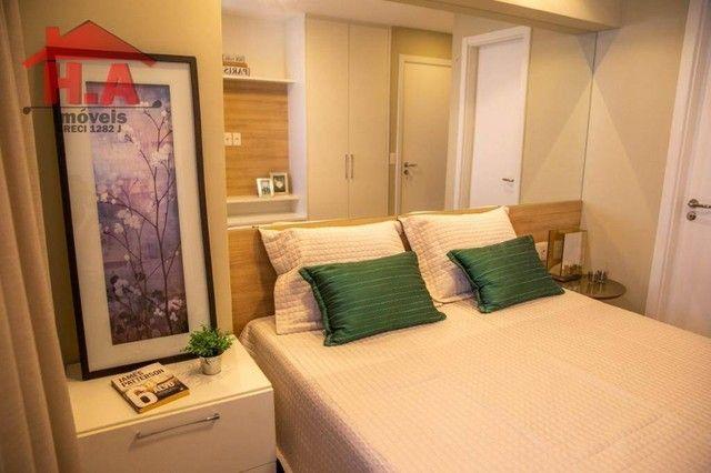Apartamento à venda, 70 m² a partir de R$ 498.000 - Engenheiro Luciano Cavalcante - Fortal - Foto 10