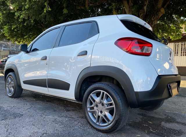 Renault Kwid  Zen 1.0 2020 - Foto 9