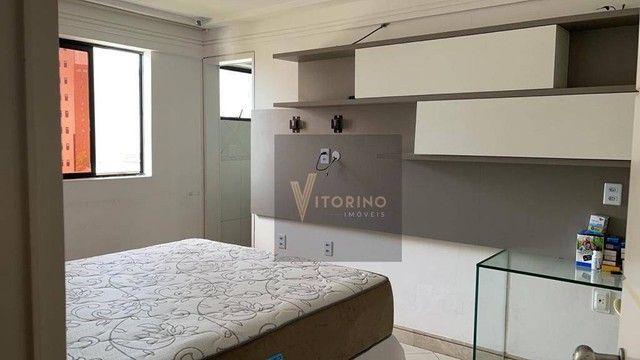 Apartamento com 2 dormitórios à venda, 90 m² por R$ 490.000,00 - Camboinha - Cabedelo/PB - Foto 7