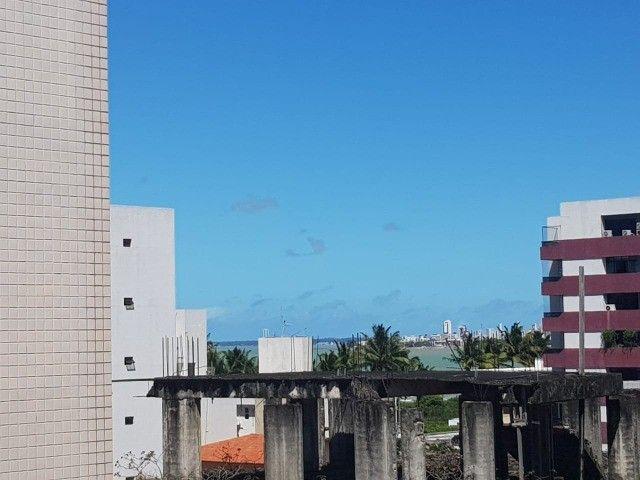 Ponta de Campina  - Vendo apartamento mobiliado! 200 metros do mar!  - Foto 13