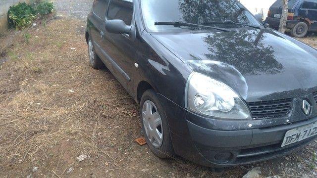 Clio 1.0 2004  - Foto 3