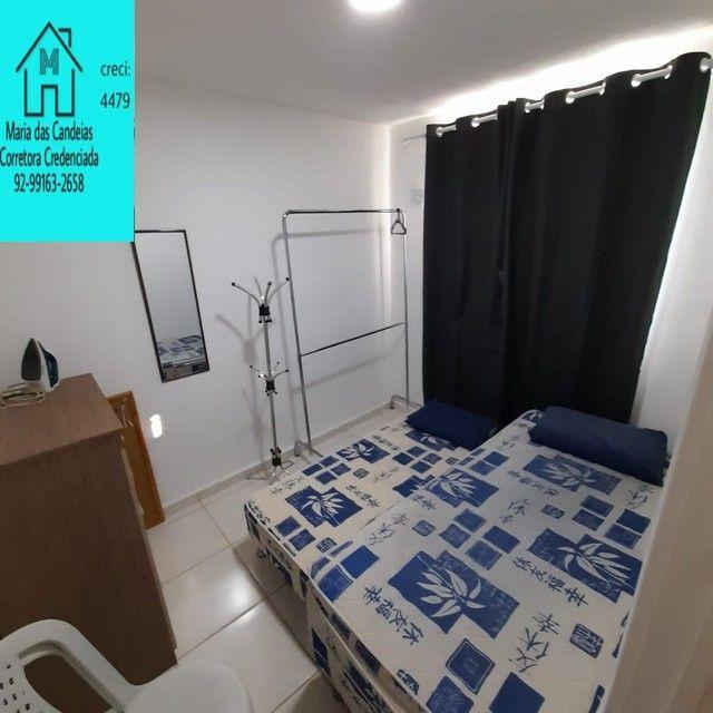 Alugo apartamento 100% mobiliado no conquista torquato  - Foto 3