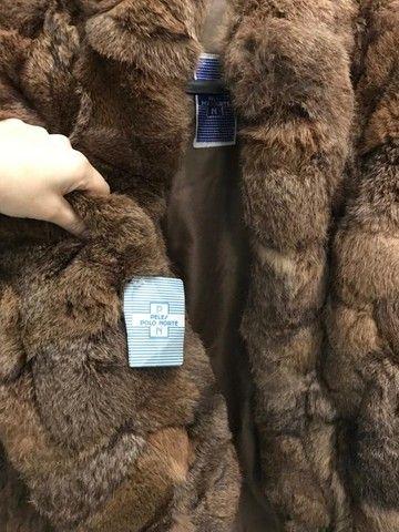 Casaco de Pele Polo Norte