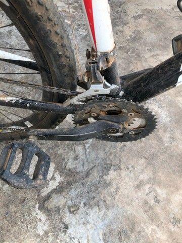 mountain bike seminova - Foto 4