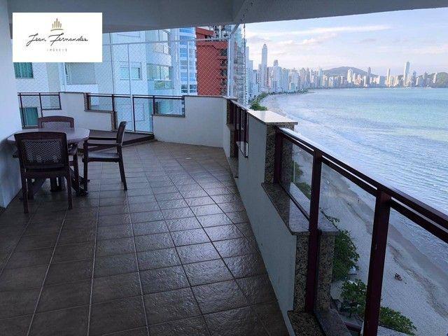 Apartamento com 4 dormitórios à venda por R$ 2.600.000 - Frente mar - Balneário Camboriú/S - Foto 5