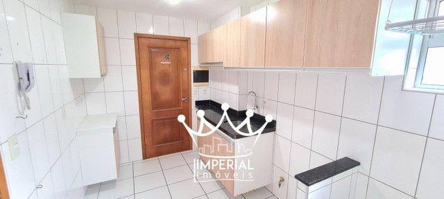 Oportunidade apartamento 100% privativo 92m² com 3 quartos sento uma suíte com varanda and - Foto 12