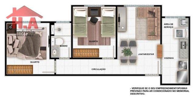 Apartamento à venda, 60 m² por R$ 189.690,00 - Passaré - Fortaleza/CE - Foto 19