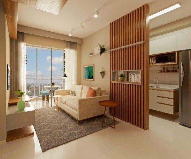 Apartamento na Praia do Futuro com Vista Mar - Entrada Parcelada #am14 - Foto 3