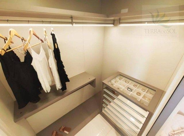 Apartamento com 3 dormitórios à venda, 162 m² por R$ 1.490.000,00 - Aldeota - Fortaleza/CE - Foto 18