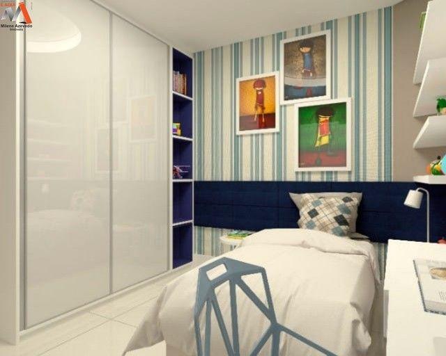 Excelente apartamento no Ed. Luigi Donadio com 3 suites. - Foto 8