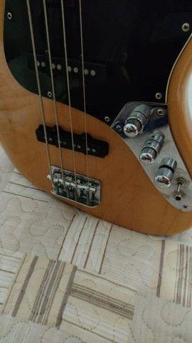 Jazz bass squier VM - Foto 4