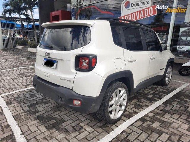 Jeep Renegade 2019 Limited único dono top de linha  - Foto 3