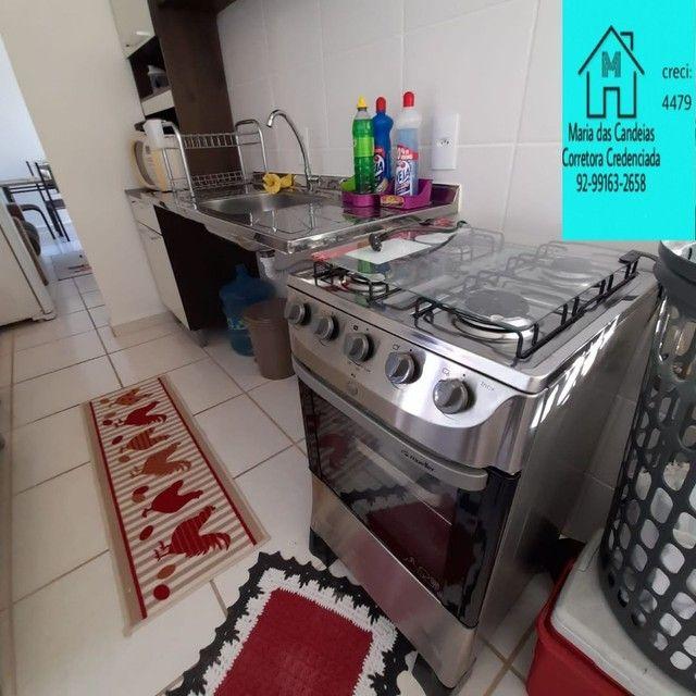 Alugo apartamento 100% mobiliado no conquista torquato  - Foto 5
