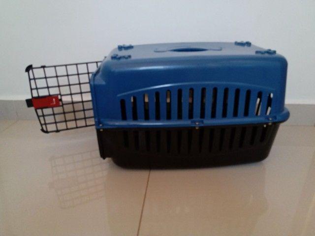 Caixa transporte pra cachorro. - Foto 6
