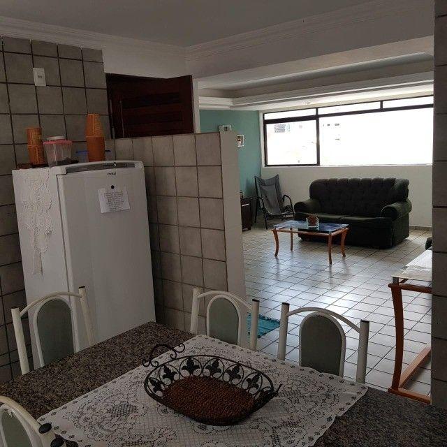 Ponta de Campina  - Vendo apartamento mobiliado! 200 metros do mar!  - Foto 9