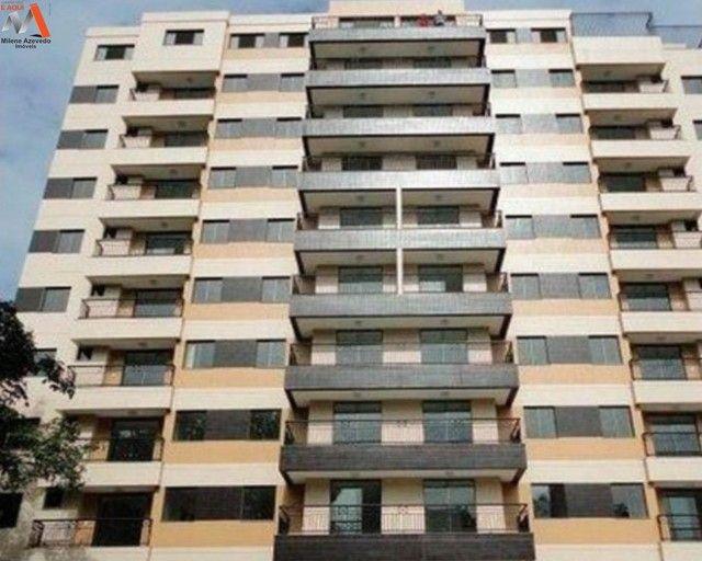 Edifício Safira Eco, 3 quartos sendo 1 suite.