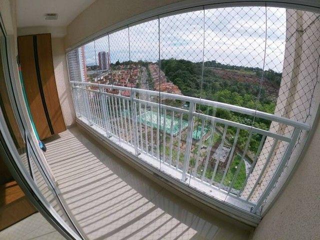 Apartamento à venda com 3 dormitórios em Ponta negra, Manaus cod:AP0097_PNIM - Foto 4
