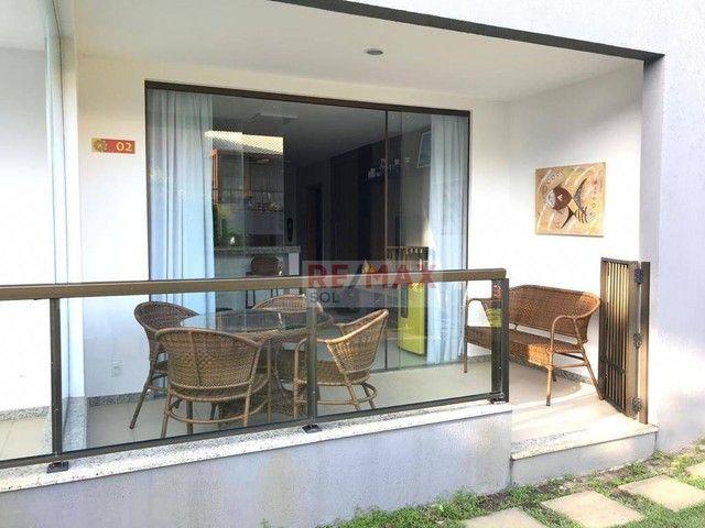 Apartamento cond. Solaris Imbassai com 2 quartos, 80 m² por R$ 505.000 - Imbassai - Mata d - Foto 7