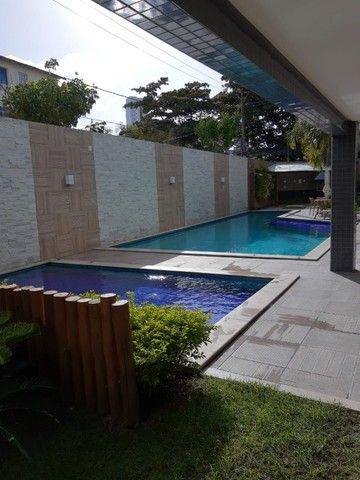 Belo apto na Encruzilhada, 150 m², 4 quartos sendo 2 suítes, 2 v cobertas - Foto 17
