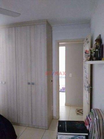 Apartamento, 96 m² - venda por R$ 290.000,00 ou aluguel por R$ 820,00/mês - Vila Monteiro  - Foto 3