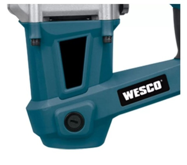 Martelete SDS Plus 26mm 3,5J 1000W com Maleta - WESCO-WS3161K - Foto 5