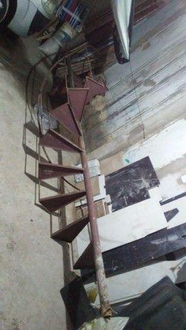 Escada caracol - Foto 2
