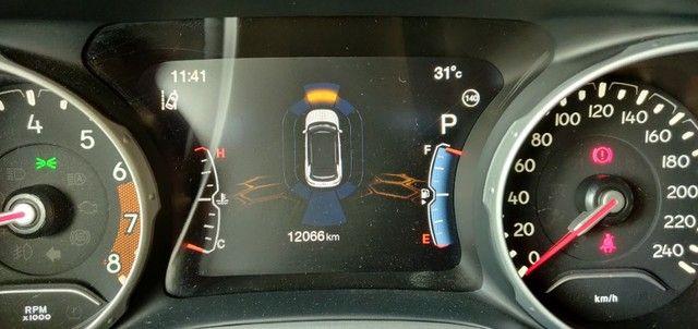 Jeep Compass Limited 2017 IPVA 2021 pago. - Foto 8