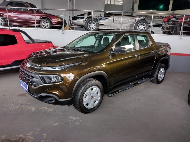 Fiat Toro Freedom Aut. Flex (Semi Zero, Só 430 km)