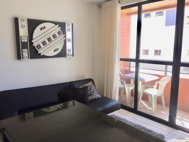 Apartamento para locação no Cabo Branco, mobiliado - Foto 3